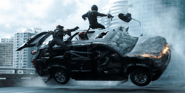 Deadpool VFX