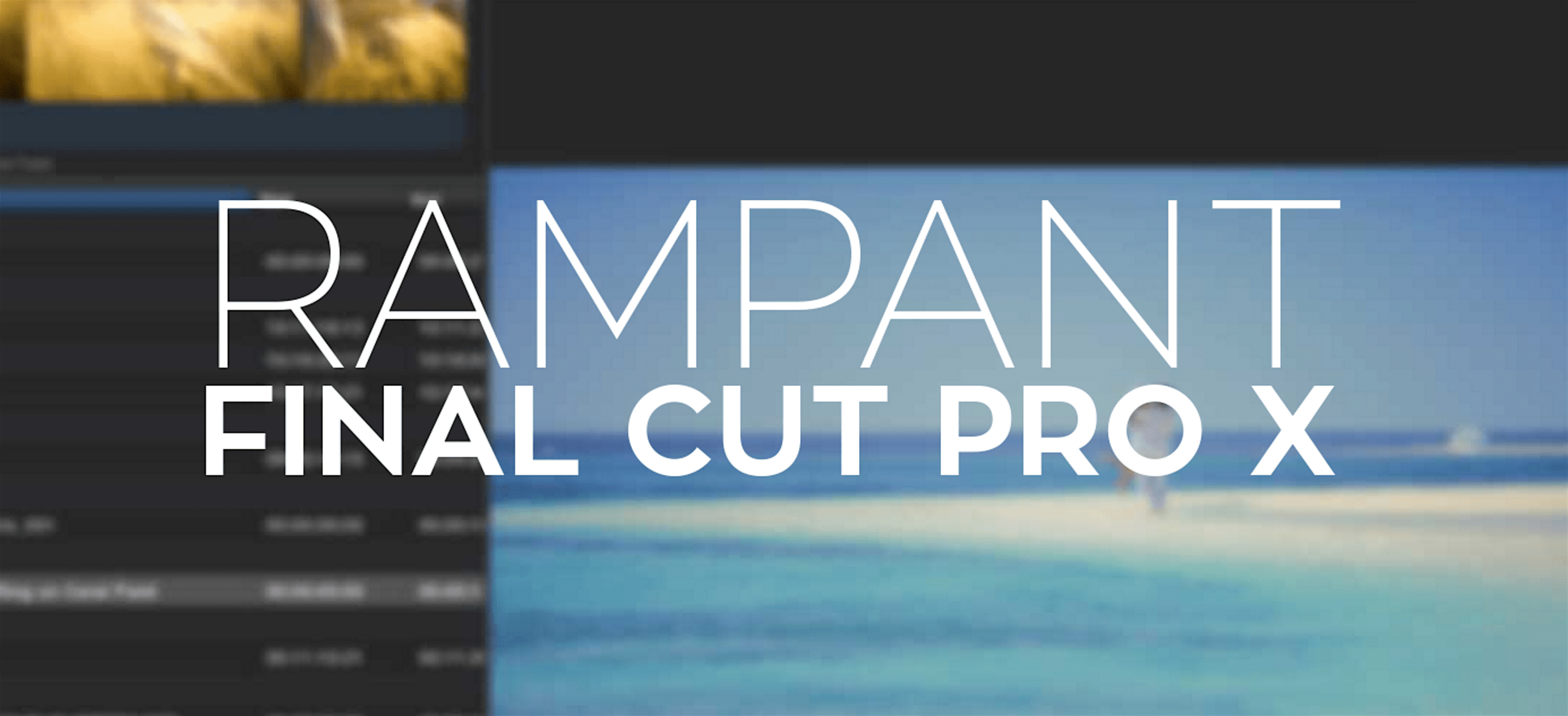 Rampant Design's Powerful Style Effects Come Natively into