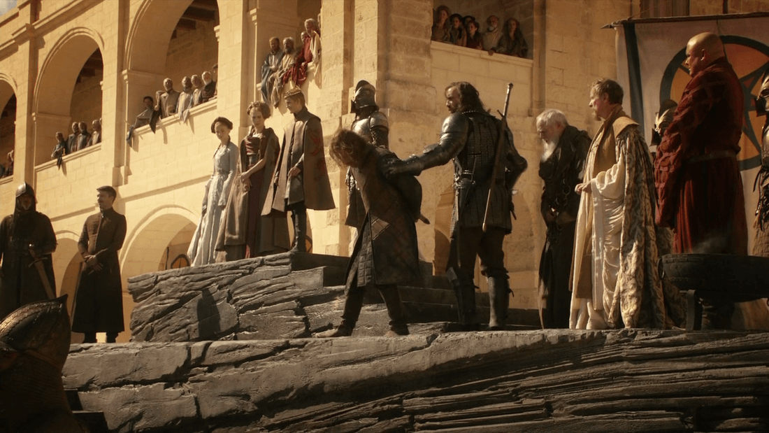 subverting expectation in Game of Thrones