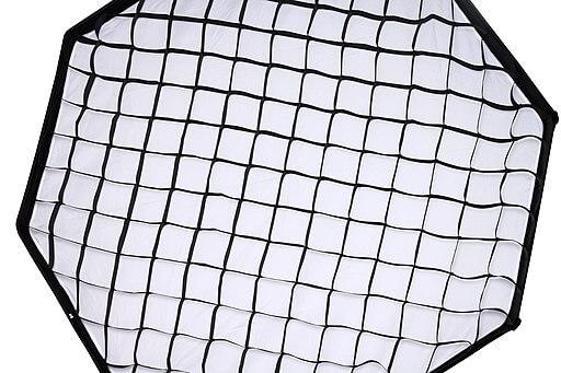 honeycomb grid lighting modifer