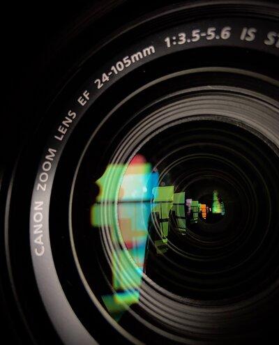 types of camera lenses: 24-105mm