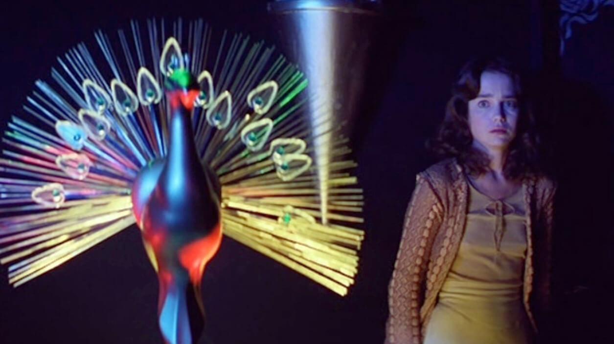 Suspiria's psychedelic film color palette