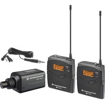 Using the Sennheiser Gx wireless lav system will give you great sounding videos